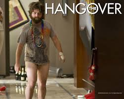 At least I wasn't this hungover!