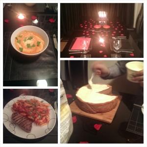 A perfect Valentine's night :-)