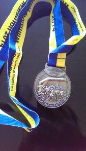 Lovely medal