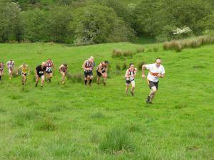 Still running.....just! (Photo credit: John Roche)