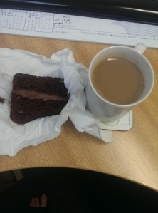 Cake for breakfast, anyone?