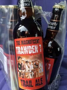 Trawden Trail Ale!