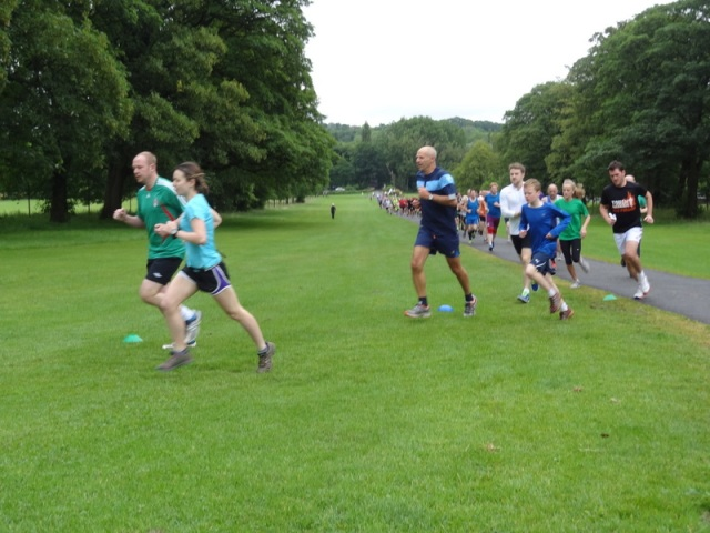 Photo courtesy of Burnley parkrun flickr group